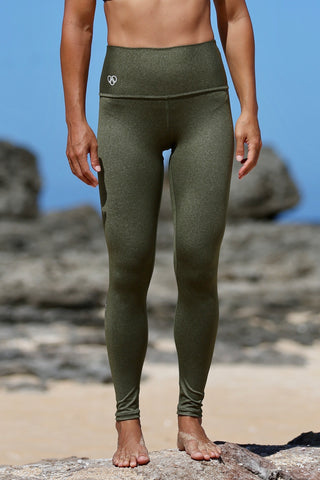 Honolulu Legging - OLIVE