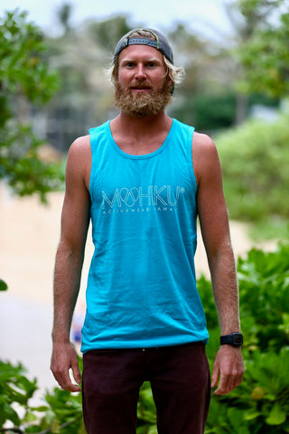 Men's Tank Top (Teal)