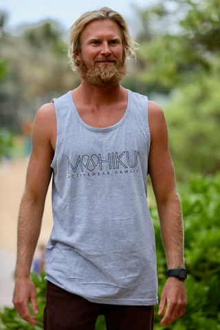 Men's Tank Top (Light Grey)