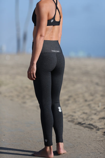 Honolulu Legging - CHARCOAL