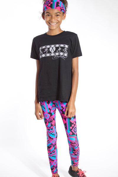 Kids Aztec Legging