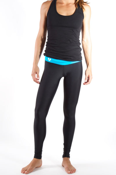 Black Mamba SPORT Legging UPF50+- FINAL SALE
