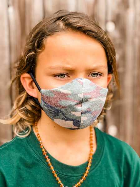 KIDS PUNA Face Mask