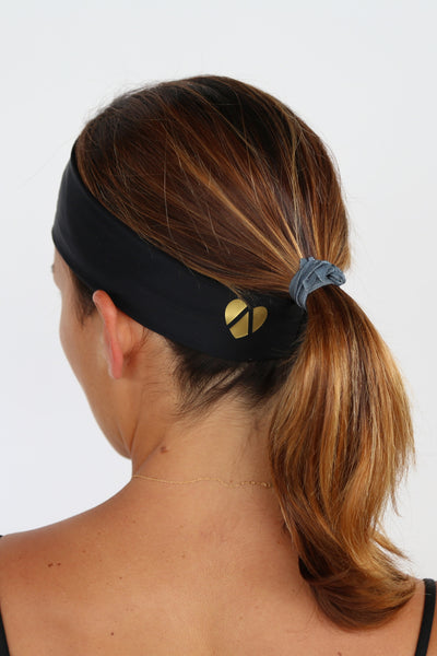 Black Mahiku Headband