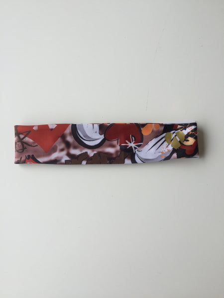 Graffiti Headband