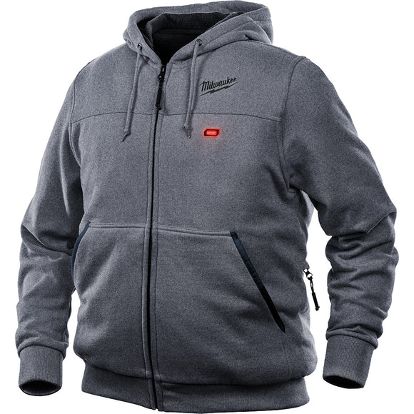 M12 - MEDIUM GRAY HOODIE KIT - 302G-21M