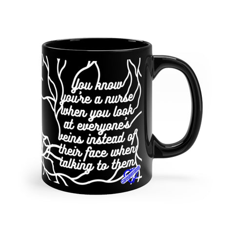 You Know You're a Nurse Mug