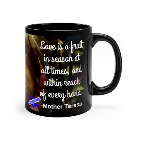 Mother Teresa Mug (DS)
