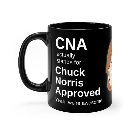 Chuck Norris Approved Mug