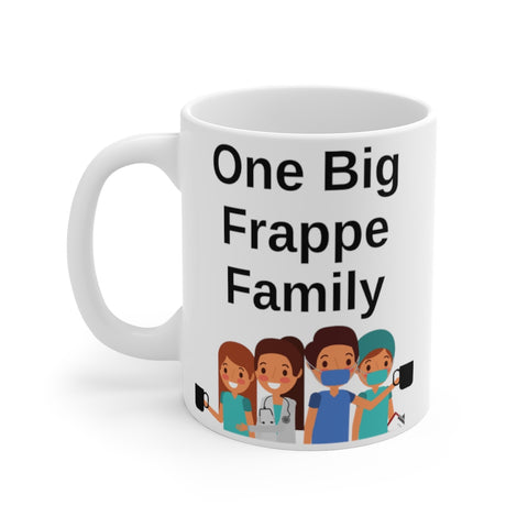One Big Frappe Family