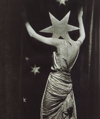woman with star on her head