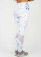 "White Marble Legging 26"" - [Luxe Fabric]"