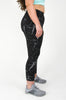 "Black Marble Capri 21"" - [Luxe Fabric]"