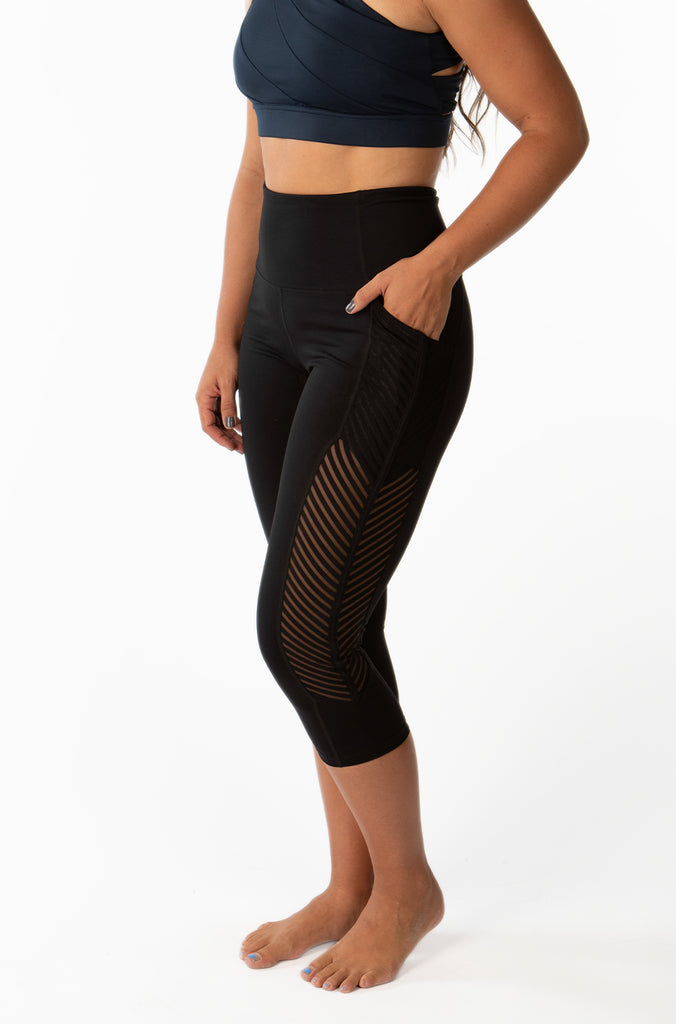 Elevate Capri & Legging