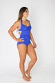 One Piece Halter - Swim