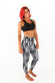 Painted Capri & Legging - [Luxe Fabric]