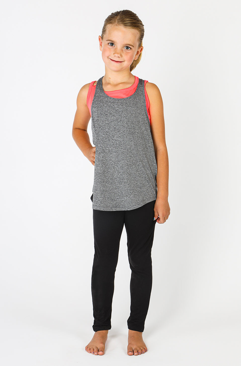 KIDS Braided Tank Top