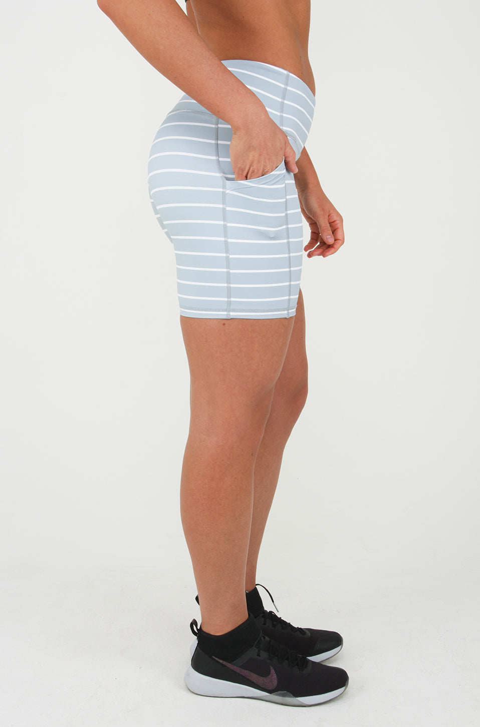 Striped Shorts 5