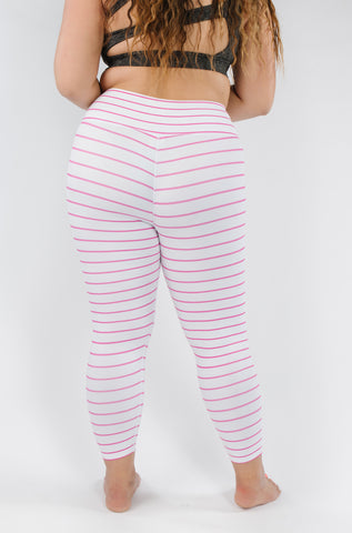 Striped Capri - [Luxe Fabric]