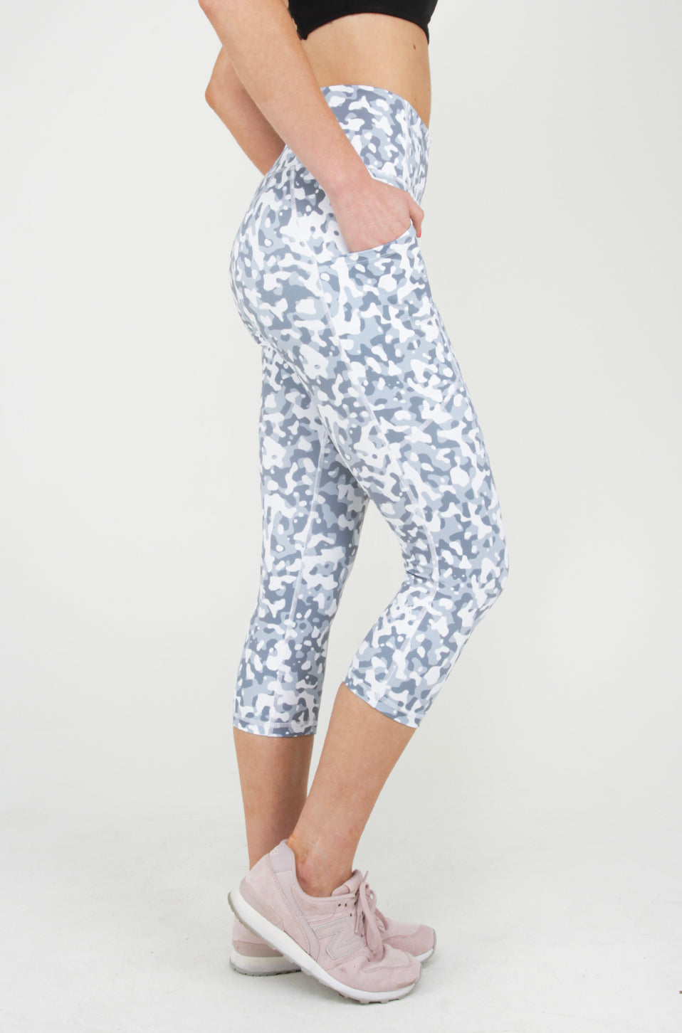 Pebble Capri & Legging - [Luxe Fabric] - Last Chance Item