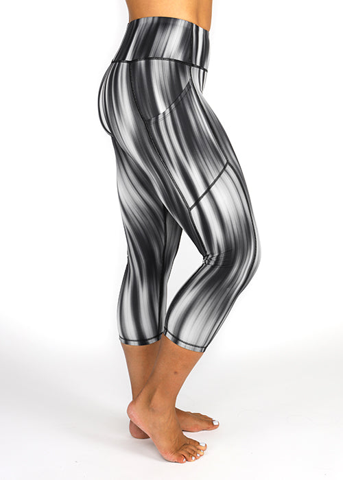 Painted Capri & Legging - [Luxe Fabric}