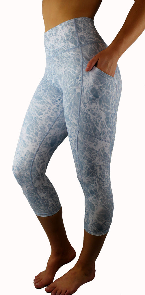 Reflection Capri & Legging - [Luxe Fabric]
