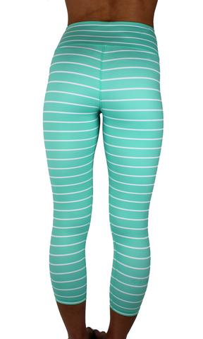 Striped Capri [Luxe Fabric]