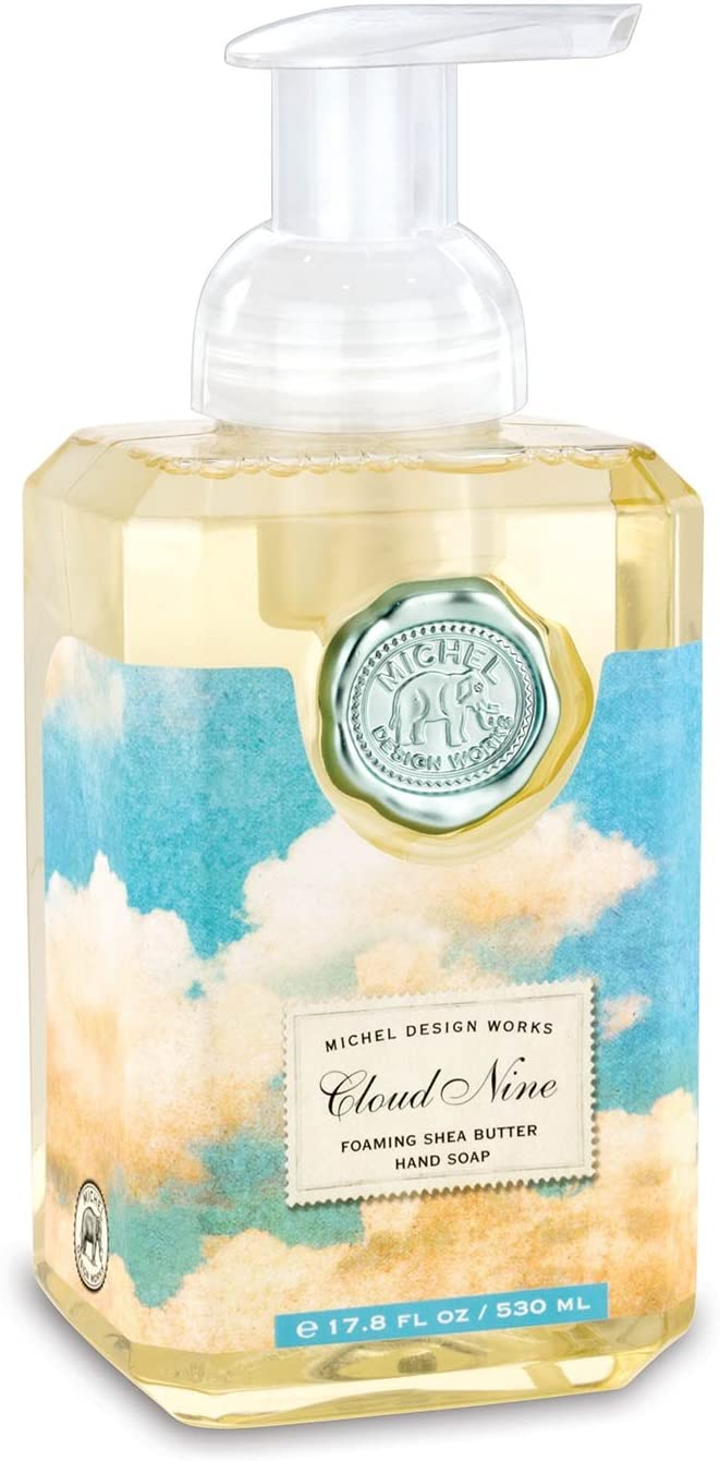 Cloud Nine Foaming Hand Soap
