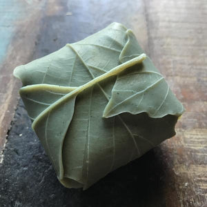 Folded Leaf Soap