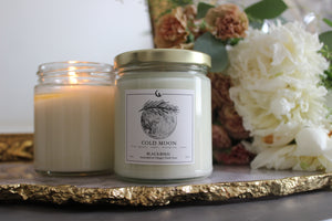 Cold Moon 9oz Soy Candle
