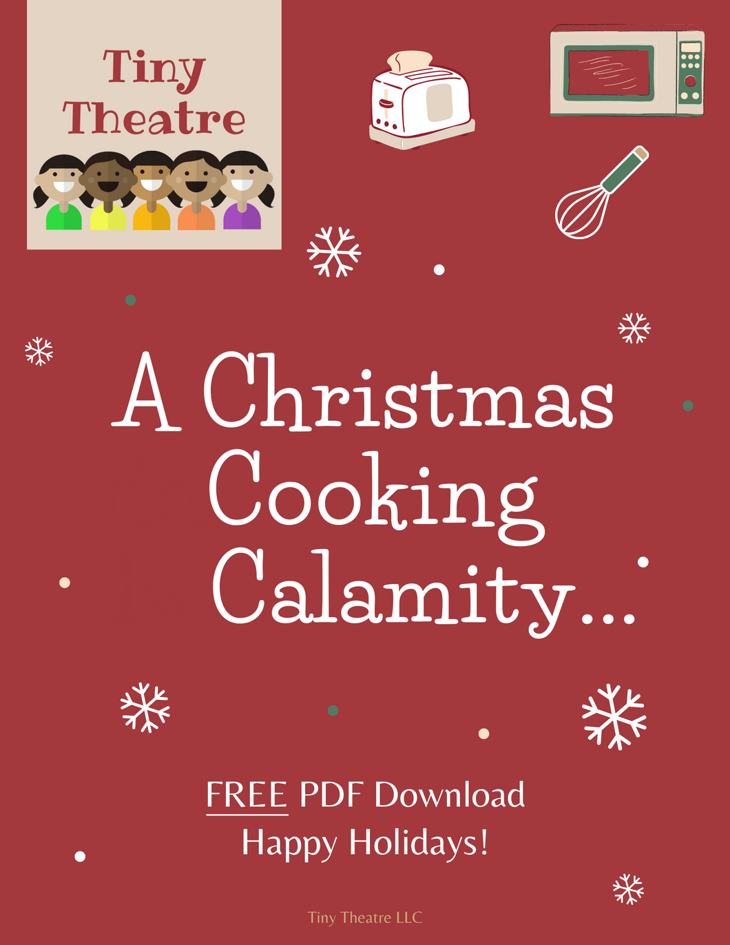 A Christmas Cooking Calamity