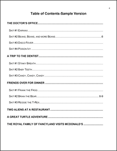 Tiny Theatre Printable Free Sample