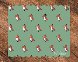 Lens Cloth - Birds