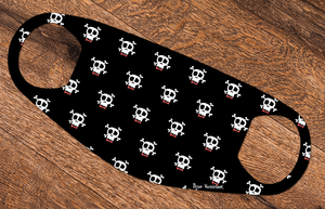 Reusable Face Covering - Skulls