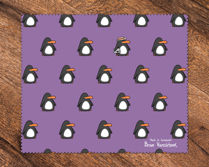 Lens Cloth - Penguins