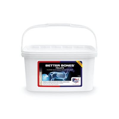 Better Bones Pellets 3.5kg