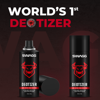 Swagg Deotizer for Men & Women