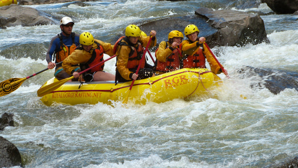 Tips and Tricks: Desert Rafting in CO and UT