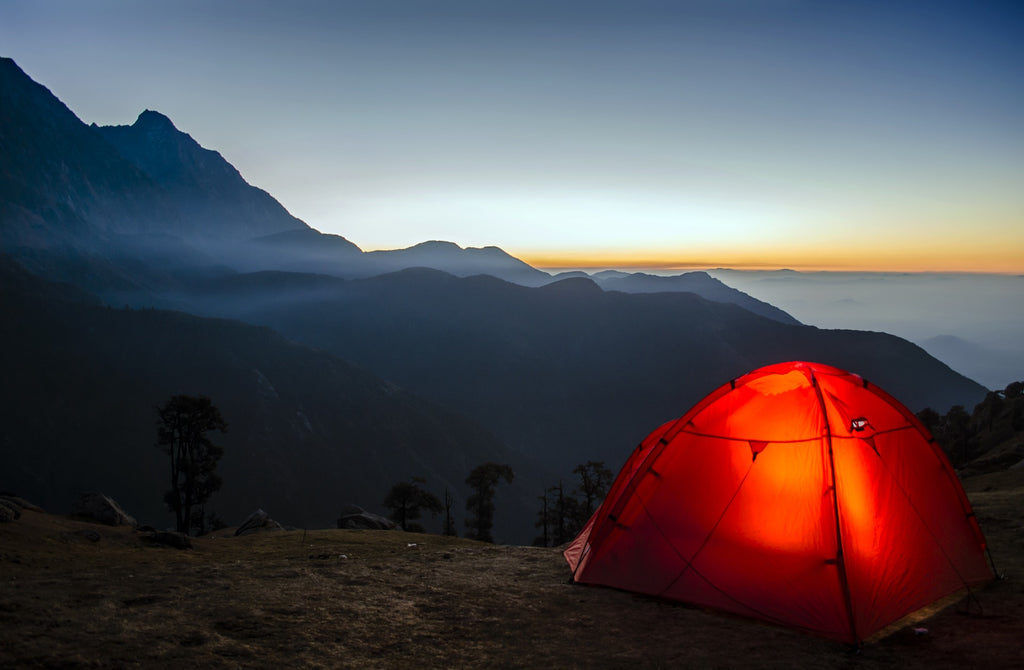 Hacks for a Comfy Night's Sleep in a Tent