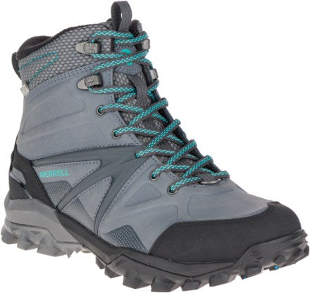 Merrell Capra Glacial Ice Mid WP Winter Hiking Boots - Women's