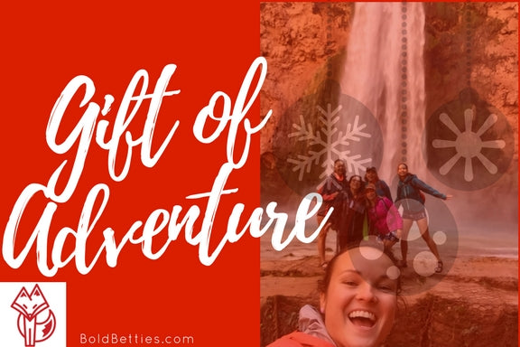 Bold Betties Gift of Adventure