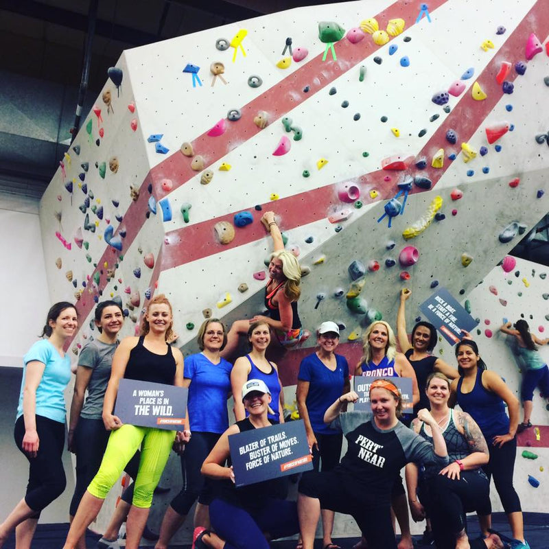 Boise, ID: Private Learn to Boulder Class at Asana - September 20, 2018