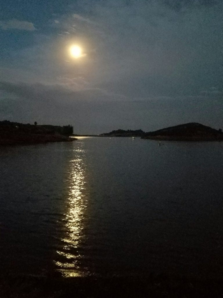 Ft. Collins, CO: Full Moon Stand Up Paddleboarding - August 26, 2018