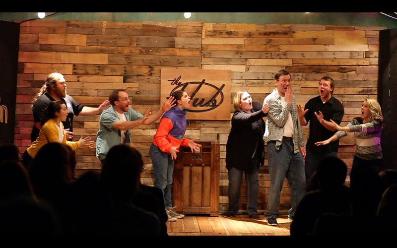 Boise, ID: Improv Class with Recycled Minds Comedy- November 10, 2018