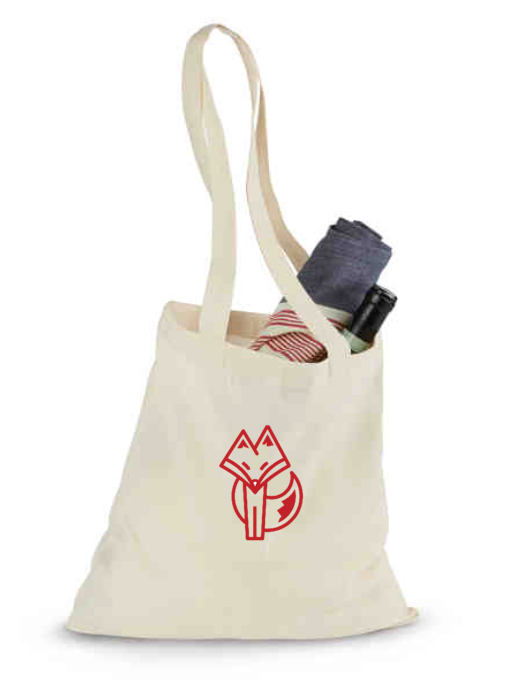 Bold Betty Canvas Tote