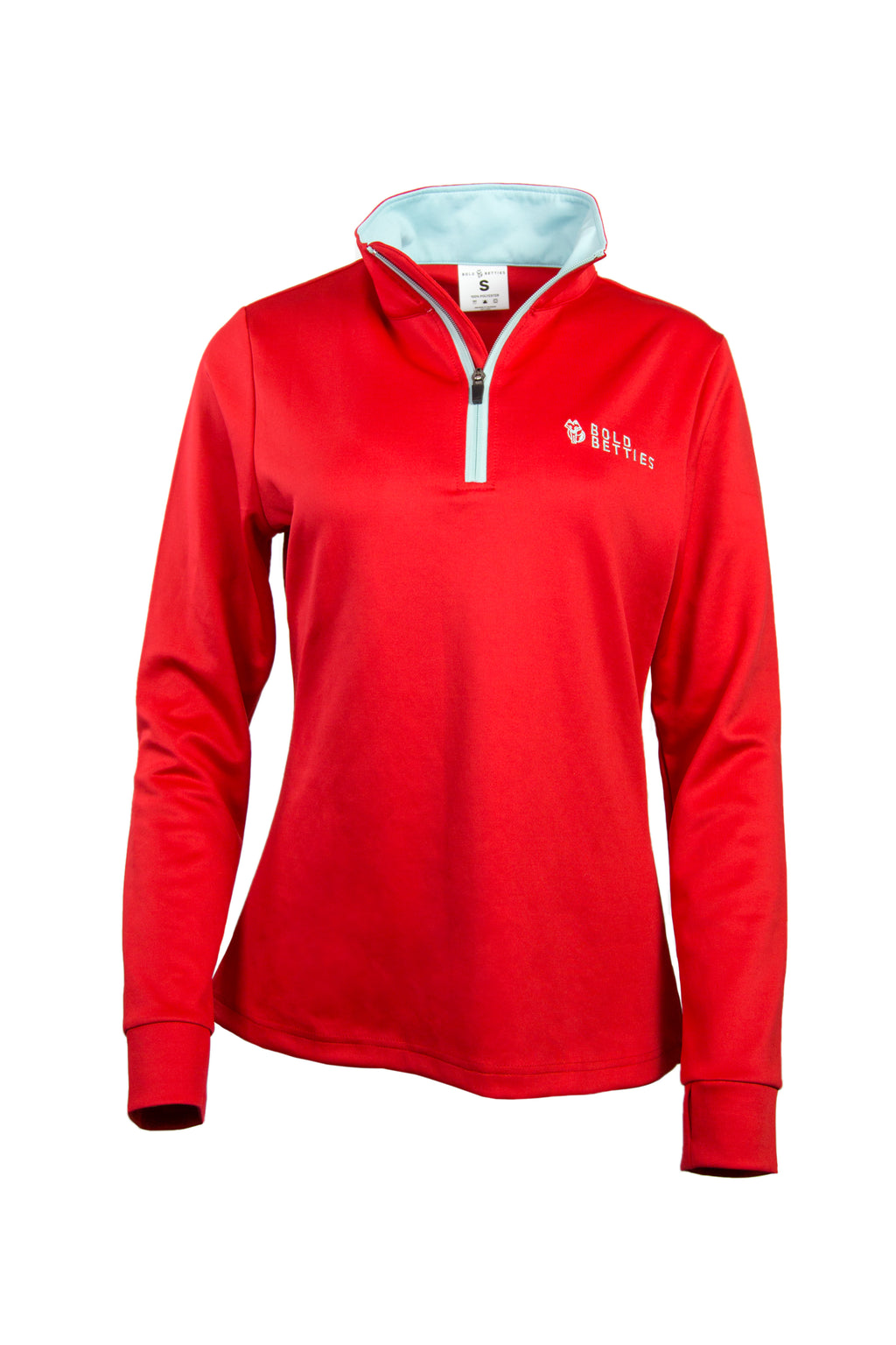 Bold Betties 1/4 Zip Pullover