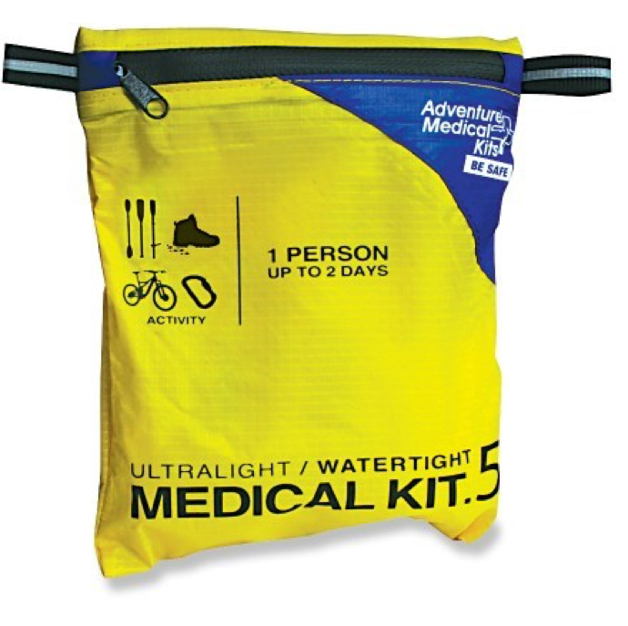 Adventure Medical Kits UltraLight / Watertight .5 First-Aid Kit