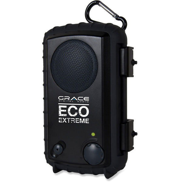 Grace Digital Audio Eco Extreme Rugged All-Terrain Speaker Case