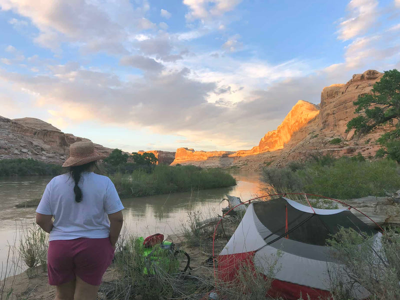 PARTNER TRIP, Green River, UT:  Women's River Rites with The River's Path - Sept 14-23, 2019