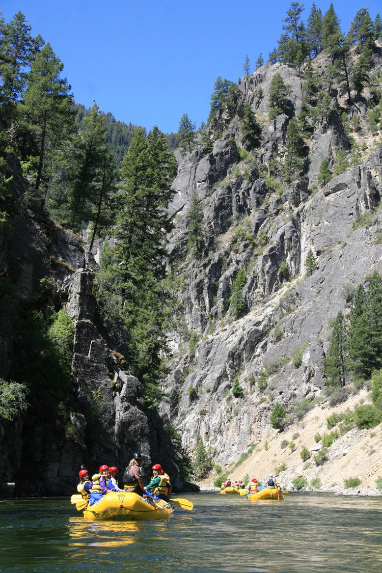 Boise, ID: Full Day River and Hot Springs Trip - August 19th, 2017